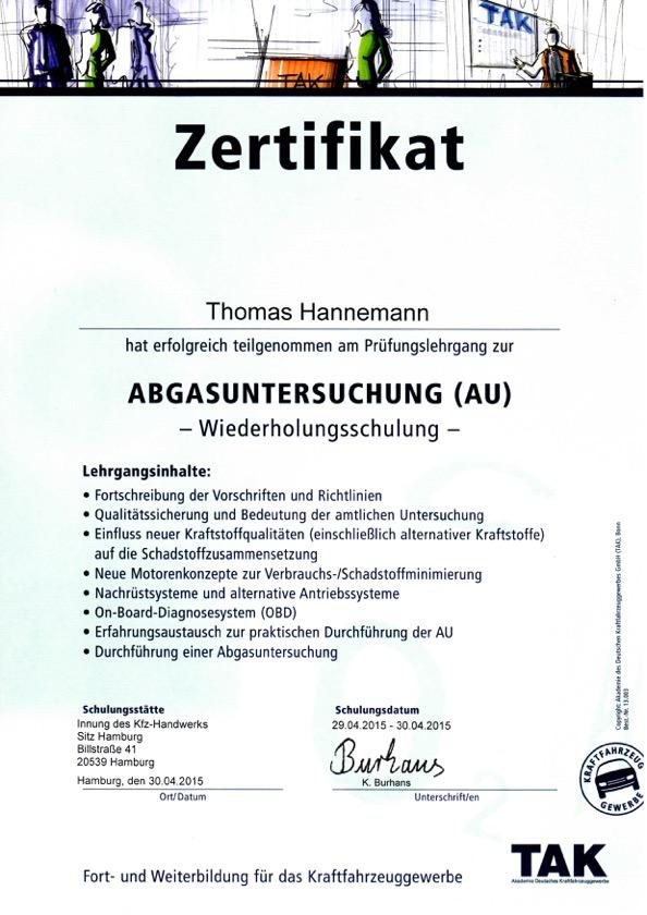 KFZ-Sachverstaendigenbuero-Thomas-Hannemann-Gutachter-Hamburg-Abgasuntersuchung