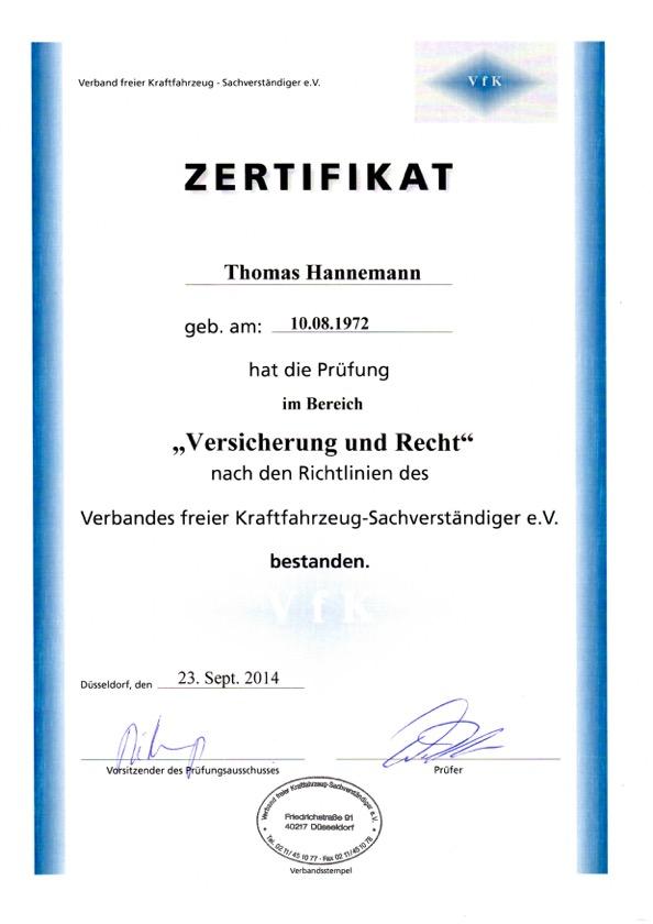 KFZ-Sachverstaendigenbuero-Thomas-Hannemann-Gutachter-Hamburg-Versicherung-und-Recht-VfK